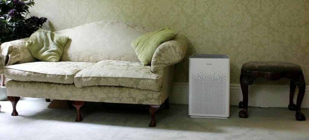 best air purifer for a bedroom Winix AM90