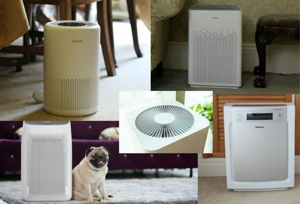 Many Air Purifiers scaled